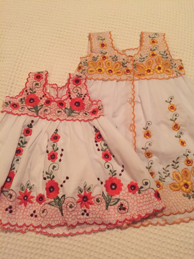 Dresses for Grand Nieces